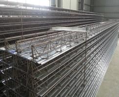 钢筋桁架楼层板